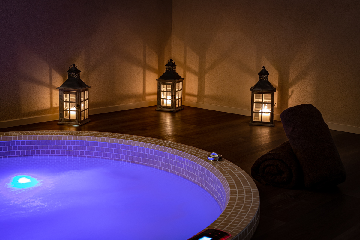 Spa nuxe beaune jacuzzi relaxation
