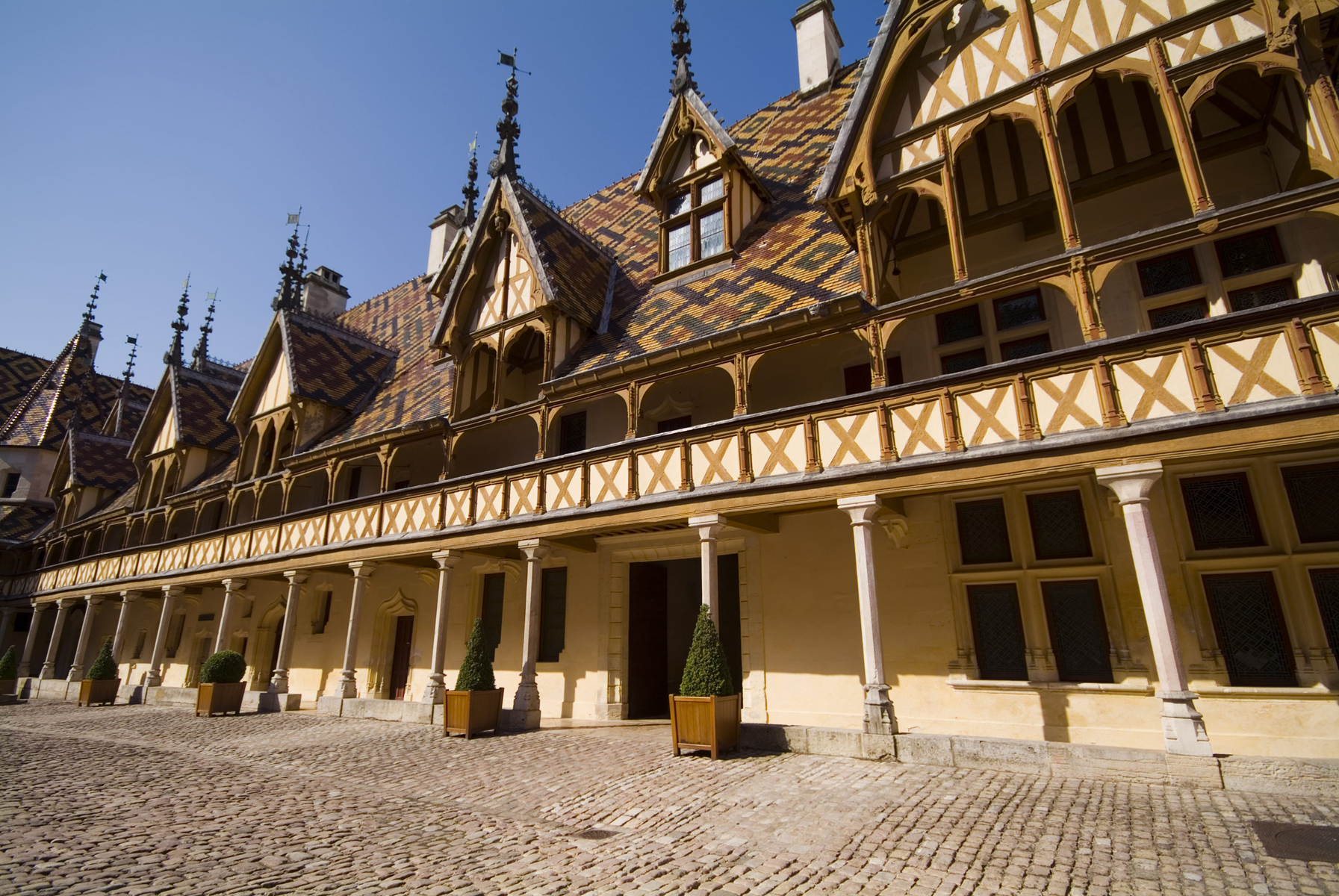 Hospices de Beaune near Hotel